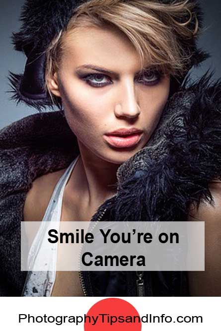 Interesting read on composing photos. Check it out here: http://www.photographytipsandinfo.com/smile-youre-on-camera/