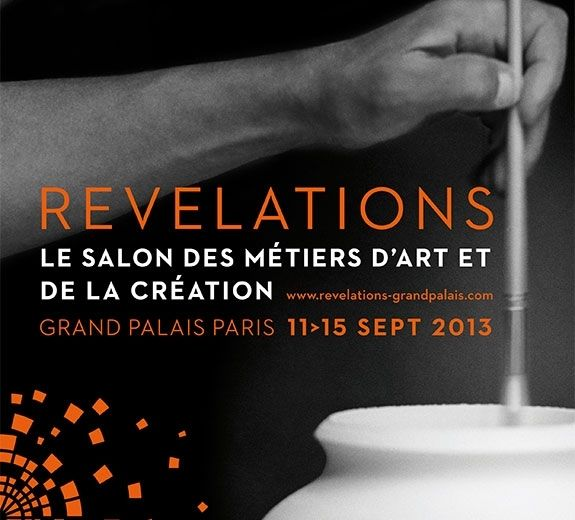 RÉVÉLATIONS, le salon des Métiers d'Art et de la Création  |  11-15 sept. 2013, un événement de PARIS DESIGN WEEK 2013 •Ma Sérendipité
