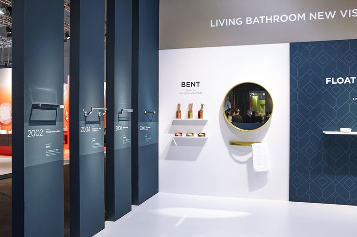 Valli Arredobagno Srl has presented its iconic collections under a new light. An important patrimony, resulting of decades of collaborations alongside the most renowned italian and international designers.