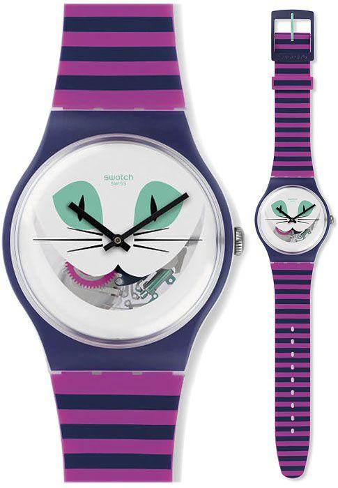 Zegarek damski Swatch Damskie SUOW125 - sklep internetowy www.zegarek.net