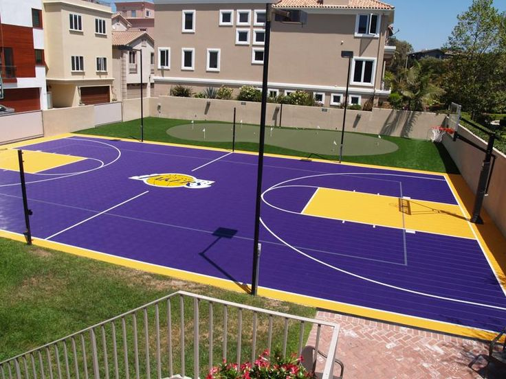 15 Best Basketball Courts Tennis Images On Pinterest