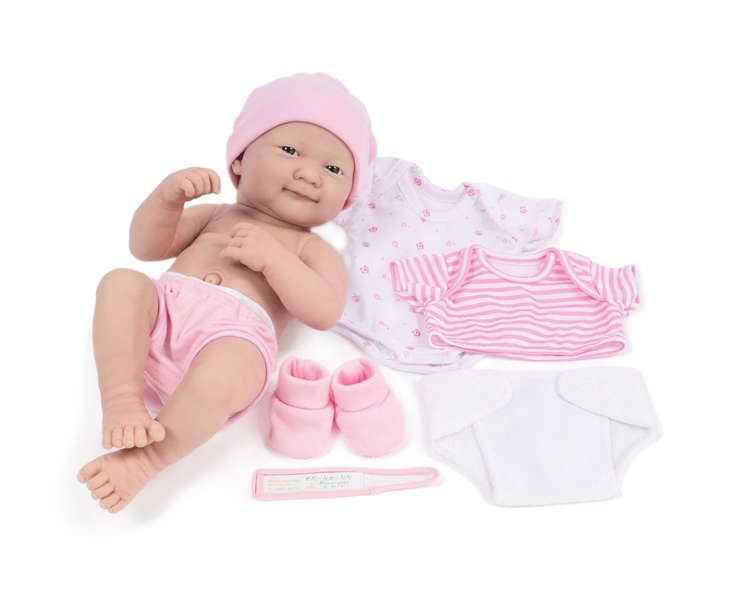 JC Toys La Newborn Set Doll | for the little ones | Pinterest