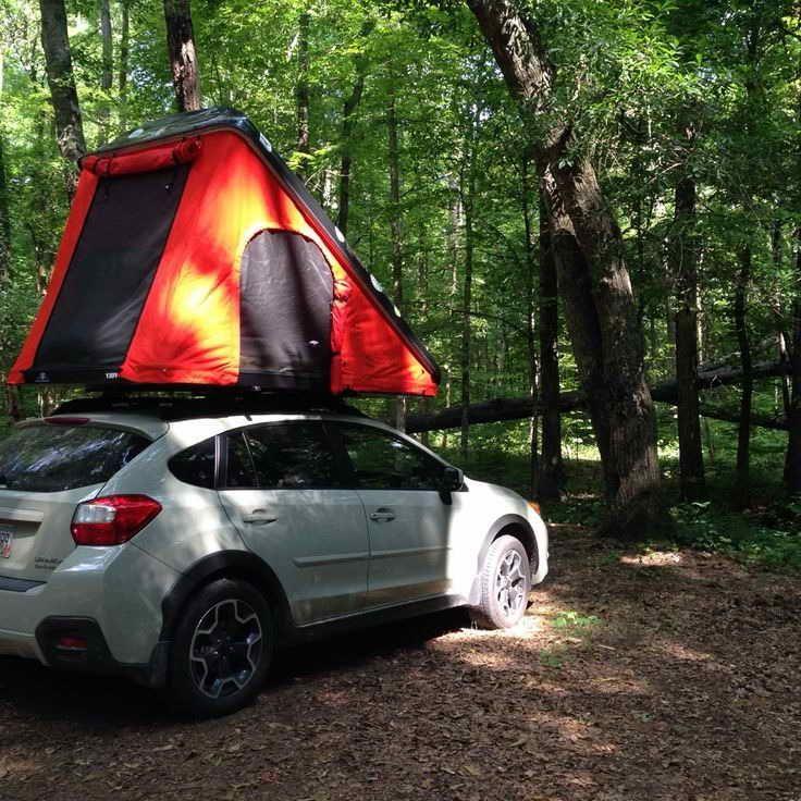 Roof Top Tent For Subaru Crosstrek