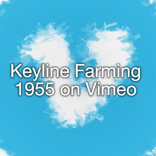 Keyline Farming 1955 on Vimeo
