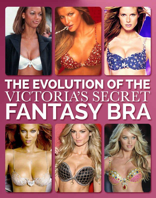 Initially the feature of the Victoria's Secret catalogue, the Fantasy Bra has since become the centrepiece of the annual Victoria's Secret fashion show.