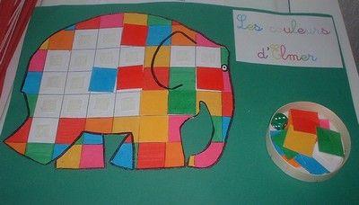Le jeu d'Elmer
