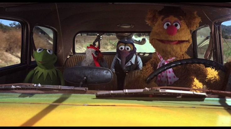 "The Muppet Movie (Nearly 35th Anniversary Edition Trailer) -- Why they didn't wait about a year to release it so it would be the ""Exactly 35th Anniversary Edition,"" or call it the ""34th Anniversary Edition,"" I don't know. But I won't complain! Go get it, folks!"
