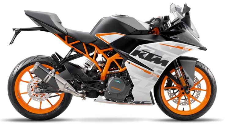 2016 KTM RC 390 ABS launched in India at Rs. 2.05 lakh.