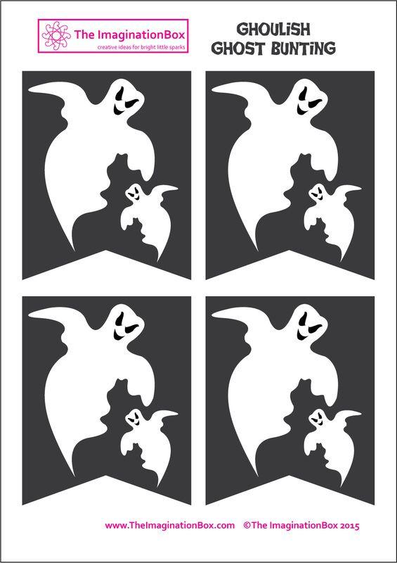 287 besten Halloween Gespenst Monster Bilder auf Pinterest   Basteln ...