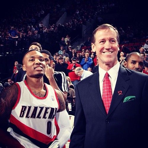 Portland Trail Blazers Coach: 237 Best Images About Portland Trail Blazers On Pinterest