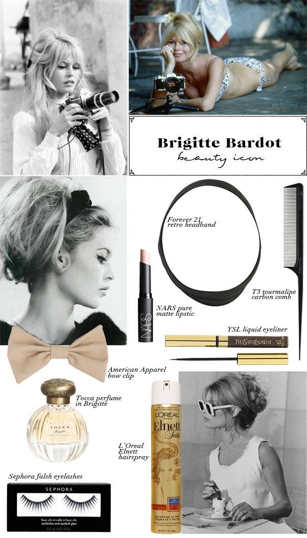 You wanna be Bardot?
