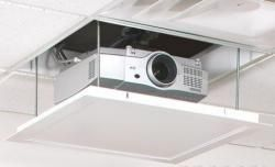 Draper AeroLift 50  — 266940 руб. —  Draper AeroLift 50. Потолочный моторизованный лифт для установки проектора с электрическим управлением, двигателем, внутренней тепловой защитой и тормозом. Проектор может быть установлен заподлицо или низкопрофильно. Может также быть использован для динамиков, камеры безопасности, видеоконференций камер или камер документа. Может быть независимо управляется с помощью моторизованных управления подъема Дрейпера.