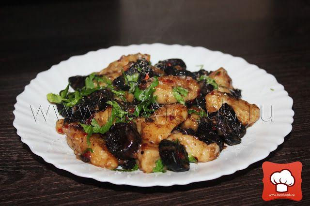 Картофельные ньокки с грибами и шалфеем от Джейми Оливера