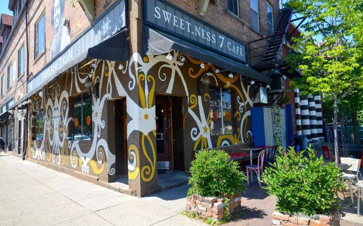 Sweet-Ness 7 Cafe