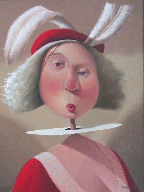 """""""Marie Antoinette Whistling"""""""