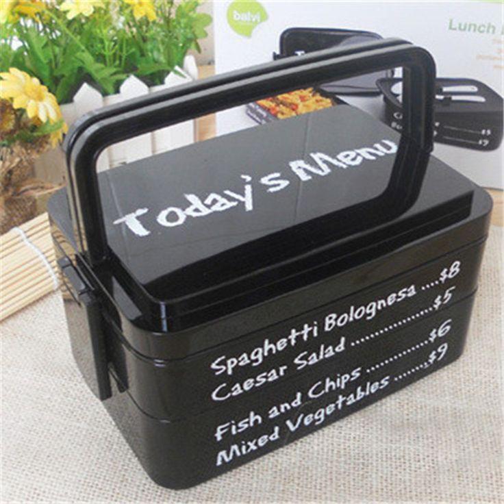 Купить товар1 шт. хорошо использовать мода три   слой прямоугольник коробка обеда контейнер экологичный ланчбокс бенто контейнер для еды черный зеленый в категории Столовые сервизына AliExpress.                    Три слоя может отделить риса и овощей.                  Пищевая ПП материал без вреда для