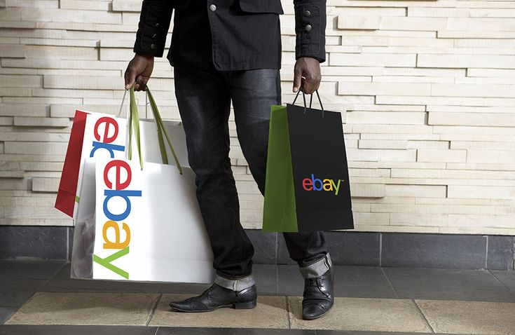 LOGO nuovo eBay: Una nuova immagine per il mercato globale.