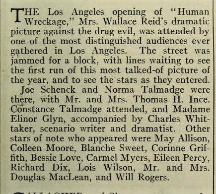 Photoplay October 1923 - Colleen Moore, Bessie Love, Lois Wilson