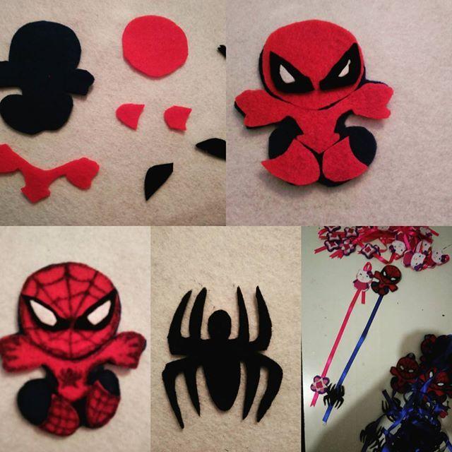 #haftasonu ve #okuloncesi #etkinlikpaylasimi #keçeden #spiderman #superman oldu mu neee ;)