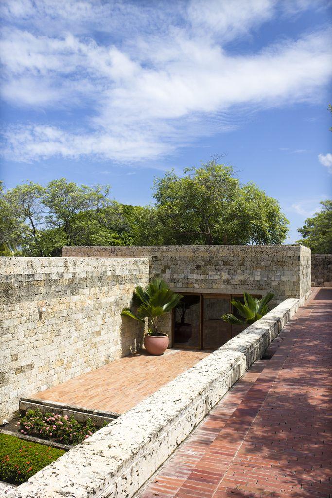Casa de Huespedes Ilustres - Rogelio Salmona