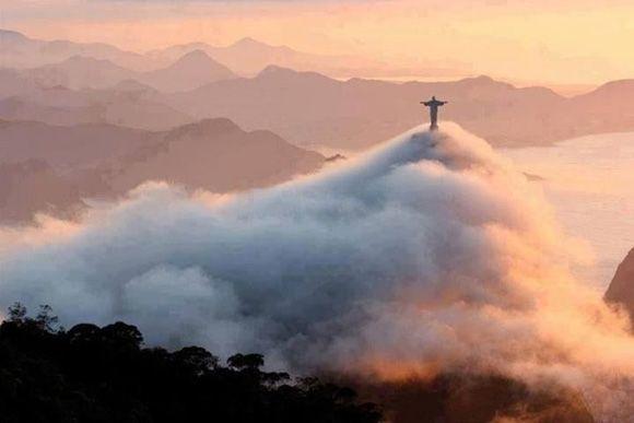 #RioDeJaneiro #CristoRedentor