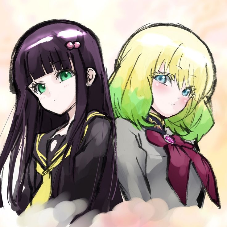 - Sousei no Onmyouji - Benio & Mayura