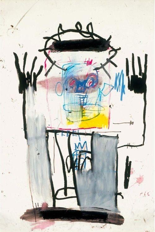 aestheticgoddess: Jean-Michel Basquiat