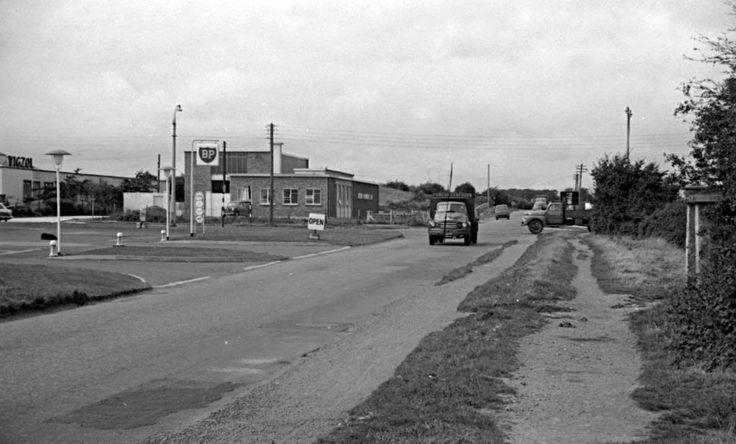 Long Mile Road, 1950s