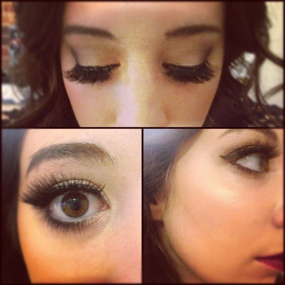 Mac Lashes 48 Amp 36 Stacked False Lashes Pinterest