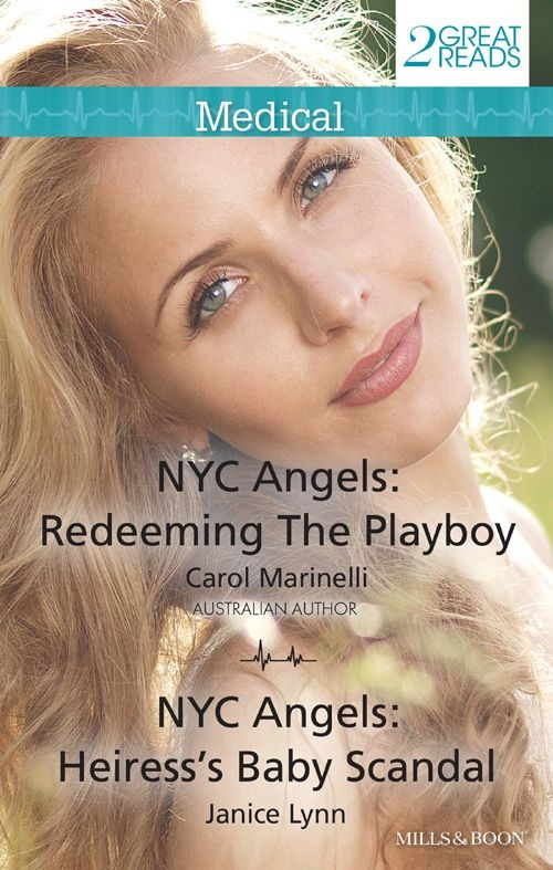 Mills & Boon : Medical Duo/Nyc Angels: Redeeming The Playboy/Nyc Angels: Heiresss Baby Scandal: Carol Marinelli, Janice Lynn: Amazon.com: Kindle Store