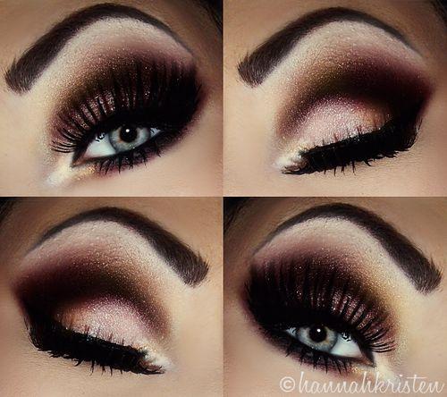 Dramatic Eyes Eyeshadowdramatic Eye Makeup For Blue