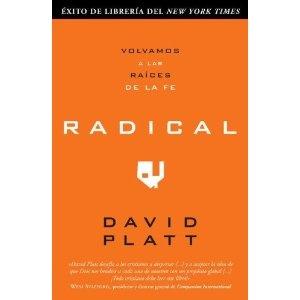 Radical - David Platt - be prepared to change how you look at things...Ina good way.