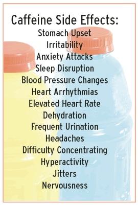 Caffeine Side Effects In Neonates