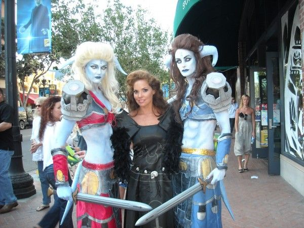 Costumes and Cosplay at Comic-Con 2010