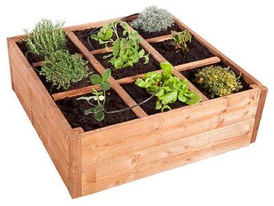 Idée déco : fabriquer un bac à plantes soi-même