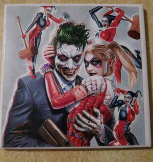 Harley Quinn and Joker Coaster