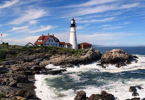 Portland Head Light: El faro más antiguo de Maine