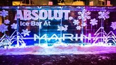 Marin Ice Bar in downtown Minneapolis, MN #ThingstodoinMinneapolis #ThingstodoinTwinCities #lifeinmpls