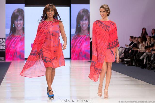 """Moda y Tendencias en Buenos Aires : DESFILE FUCA """"CUIDARSE ESTÁ DE MODA"""" EN ARGENTINA FASHION WEEK 2016"""