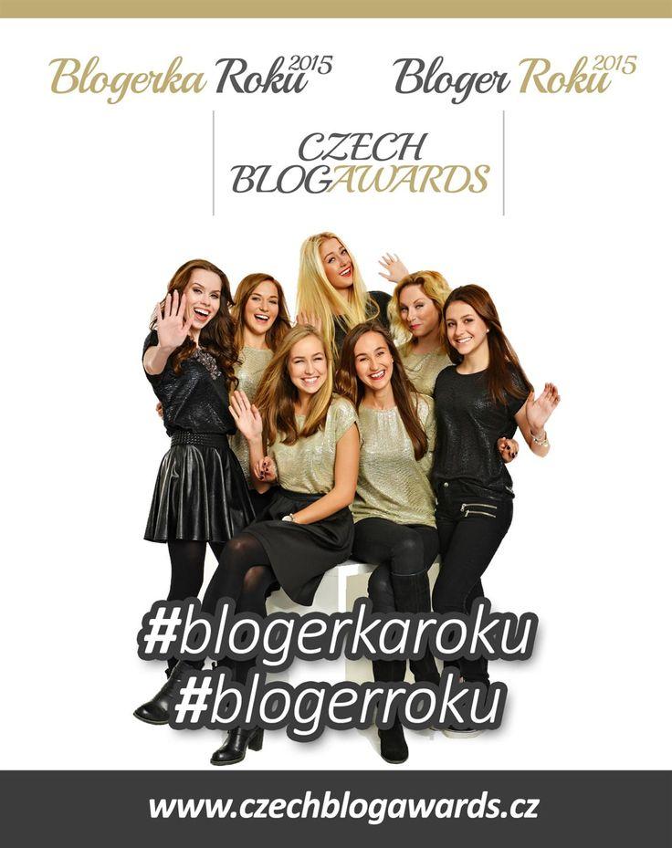 Potkáš nejoblíbenější blogerky a blogery