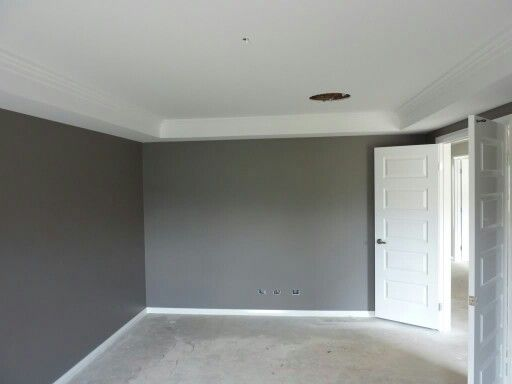 Study wall colour