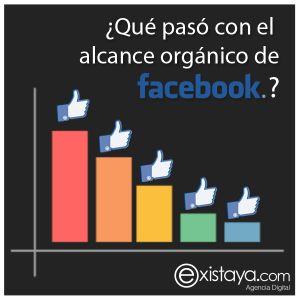 ¿El alcance orgánico de #Facebook está llegando a su fin?