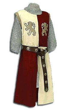 William of Montferrat Tunic: Renaissance Costumes, Medieval Clothing, Madrigal Costume: The Tudor Shoppe