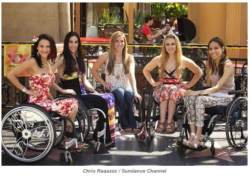 Not Peds, but Worth Sharing: 'Push Girls' – New Reality Show Shows Life After Paralysis Like Never Before Shown on TV  -  Pinned by @PediaStaff – Please Visit http://ht.ly/63sNt for all our pediatric therapy pins: Sundanc Channel, Renewals Push, Girls Generation, Wheelchairs Life, Minis Wheelchairs Parade, Push Girls, Sundanc Renewals, Disabilities Lady, Celebrity Life