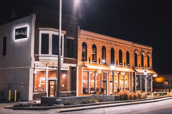 The Bodacious Shops of Block 42 and Sweet Velvet Cake Company recently opened in Downtown Janesville.