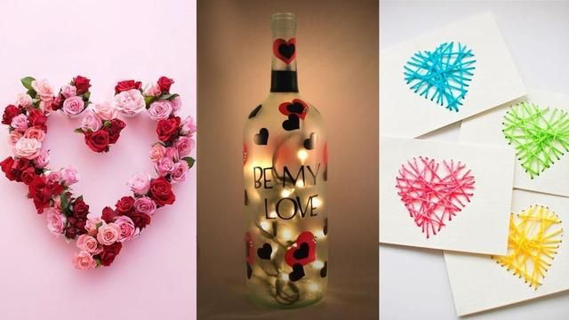 15 Super Cool Diy Room Decor You Need To Try Valentines Diy Valentine S Day Diy Valentines Day Decorations