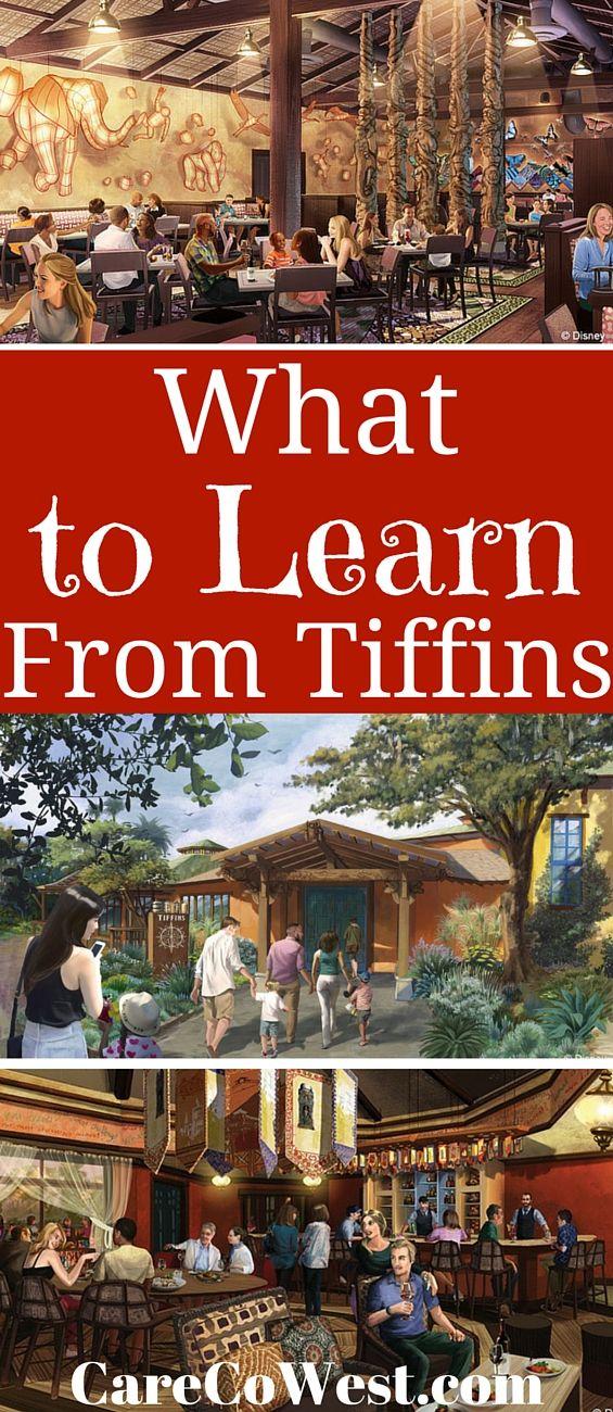 Tiffins Restaurant to Open in Animal Kingdom at Walt Disney World - California Restaurant Consulting - CareCoWest