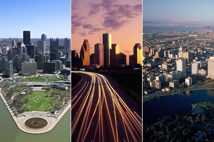 The 15 Hottest American Cities For 2015 American cities