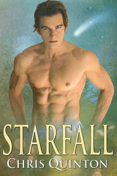 For the re-released Starfall - cover created by the rather wonderful Meredith Russell.