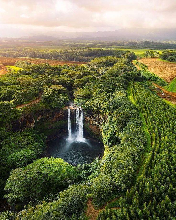 Остров Кауаи #Гавайи #США 🇺🇸⛅️